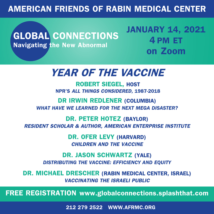 Global Connections with Robert Siegel:  Year Of The Vaccine