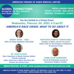 Global Connections-America's Race Crisis: What To Do About It