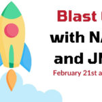 Blast Off with NASA and JMM!