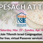 Passover Services Day 8