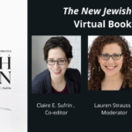 """Conversation with """"The New Jewish Canon"""" co-editors"""