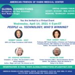 Global Connections:  People vs Technology: Who's Winning?