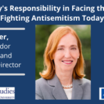 Germany's Responsibility in Facing the Past and Fighting Antisemitism Today