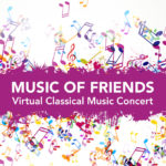 Music of Friends: Virtual Chamber Music Concert To Benefit Homelessness in D.C.