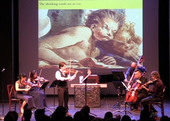 National Chamber Ensemble - The Remarkable Four Seasons Of Vivaldi
