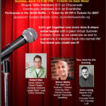 Don't Pass Up A Summer Virtual Comedy Night at Shaare Tefila!